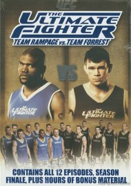UFC: The Ultimate Fighter - Team Rampage Vs. Team Forrest Movie