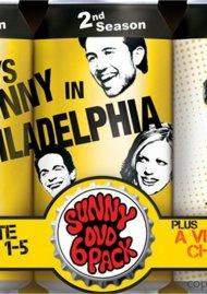 Its Always Sunny In Philadelphia: Sunny DVD Six Pack Movie