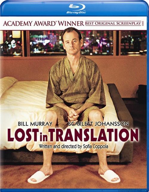Lost In Translation Blu-ray