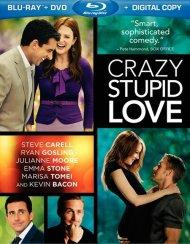 Crazy, Stupid, Love (Blu-ray + DVD + Digital Copy) Blu-ray