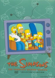 Simpsons, The: The Complete Second Season Movie