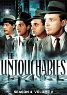 Untouchables, The: Season 4 - Volume 2 Movie