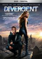 Divergent (DVD + UltraViolet) Movie