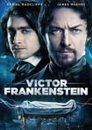 Victor Frankenstein Movie