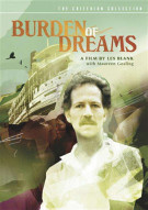 Burden Of Dreams: The Criterion Colleciton Movie