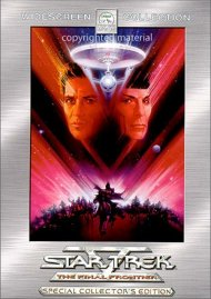 Star Trek V: The Final Frontier - Special Collectors Edition Movie