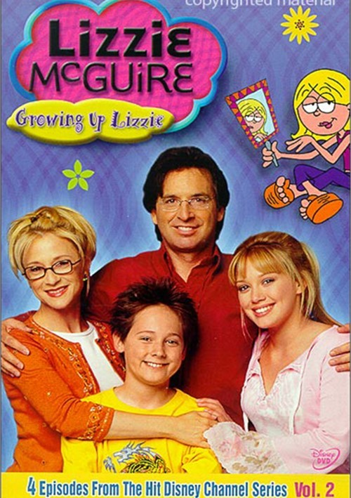 Lizzie McGuire: Volume 2 - Growing Up Lizzie Movie