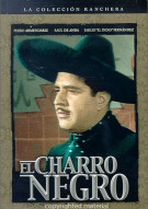El Charro Negro (The Black Charro) Movie