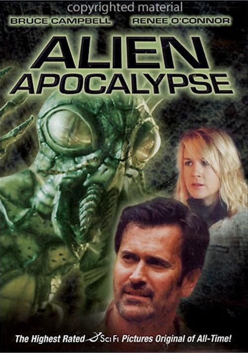 Alien Apocalypse Movie