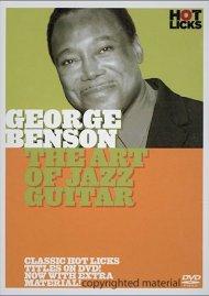 George Benson: The Art Of Jazz Guitar Movie