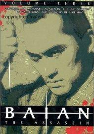 Baian The Assassin: Volume 3 Movie
