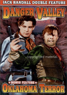 Jack Randall Double Feature: Danger Valley / Oklahoma Terror Movie