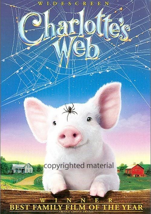 Charlottes Web (Widescreen) Movie