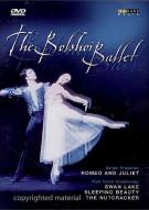 Bolshoi Ballet, The: Box Set Movie
