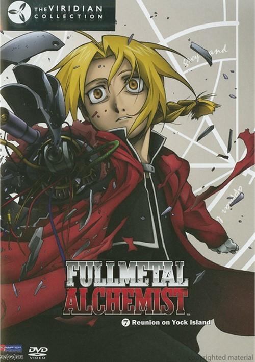 Fullmetal Alchemist: Volume 7 - Reunion On Yock Island Movie