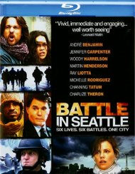 Battle In Seattle Blu-ray