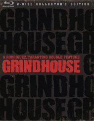 Grindhouse: 2 Disc Collectors Edition Blu-ray