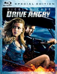 Drive Angry: Special Edition Blu-ray