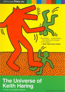 Universe Of Keith Haring, The Movie