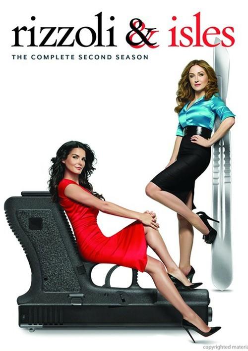 Rizzoli & Isles: The Complete Second Season Movie
