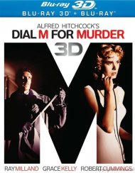 Dial M For Murder 3D (Blu-ray 3D + Blu-ray Combo) Blu-ray