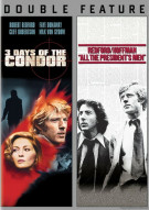 All The Presidents Men / Three Days Of The Condor (Double Feature) Movie