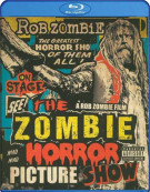 Rob Zombie: The Zombie Horror Picture Show Blu-ray