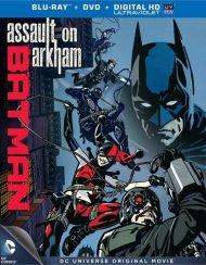 Batman: Assault On Arkham Blu-ray