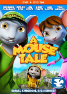 Mouse Tale, A (DVD + UltraViolet) Movie