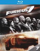 Furious 7 (4K Ultra HD + Blu-ray + UltraViolet) Blu-ray