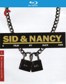Sid and Nancy: The Criterion Collection Blu-ray