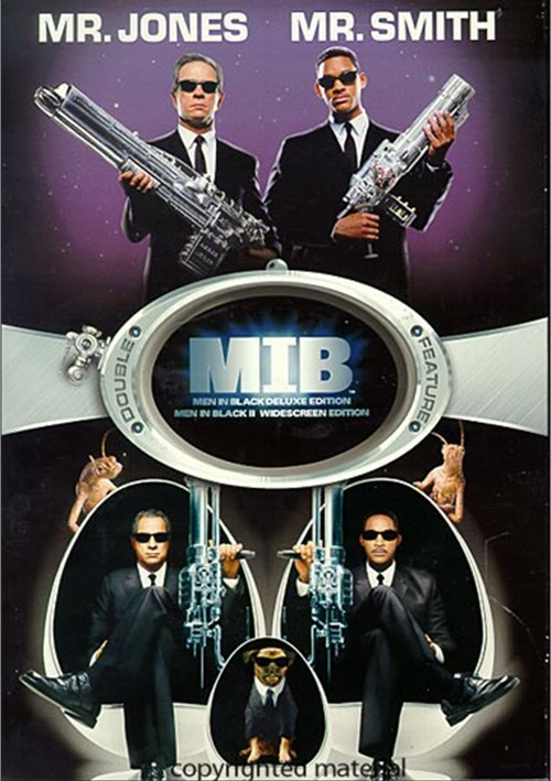 Men In Black: Deluxe Edition/ Men In Black II: Special Edition (2-Pack) Movie