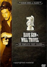 Have Gun Will Travel: Complete Seasons 1 - 3 Movie