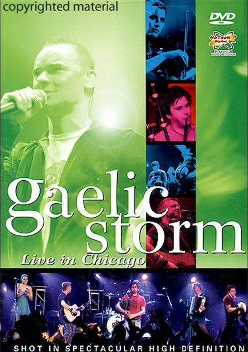 Gaelic Storm: Live In Chicago Movie