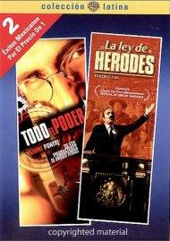 Todo El Poder / La Ley De Herodes: Double Feature Movie
