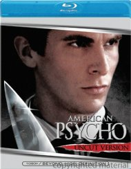 American Psycho: Uncut Version Blu-ray