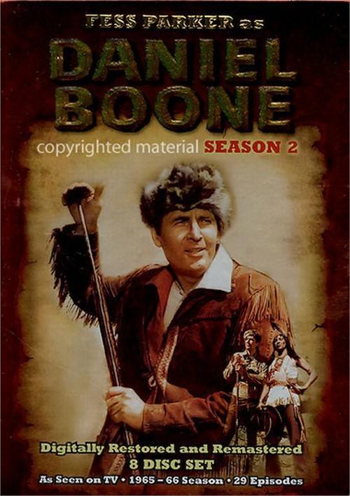 Daniel Boone: Season 2 Movie