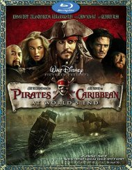Pirates Of The Caribbean: At Worlds End - 2 Disc Special Edition Blu-ray
