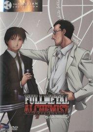 Fullmetal Alchemist: Volume 6 - Captured Souls Movie