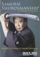 Samurai Swordsmanship: Volume 3 - Advanced Sword Program Movie