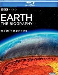Earth: The Biography Blu-ray