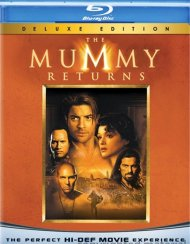 Mummy Returns, The: Deluxe Edition Blu-ray