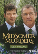 Midsomer Murders: Set 12 Movie