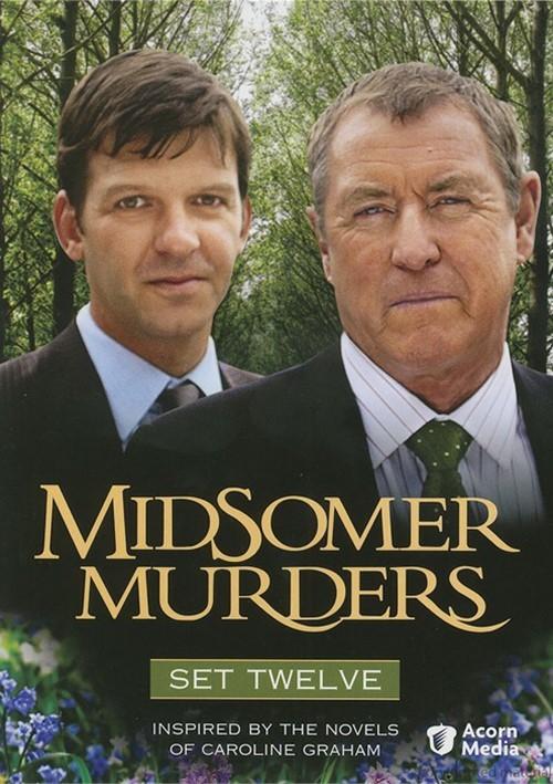 Midsomer Murders: Set 12 Movie