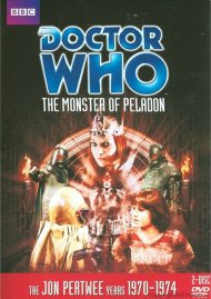 Doctor Who: The Monster Of Peladon Movie