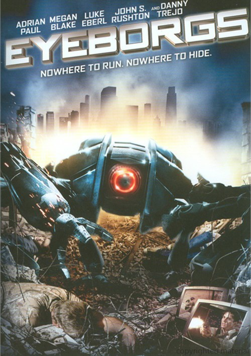 Eyeborgs Movie