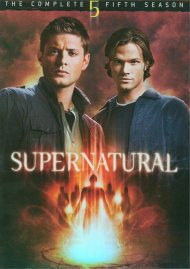 Supernatural: The Complete Fifth Season Movie