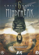 Criss Angel Mindfreak: The Complete Season Six Movie
