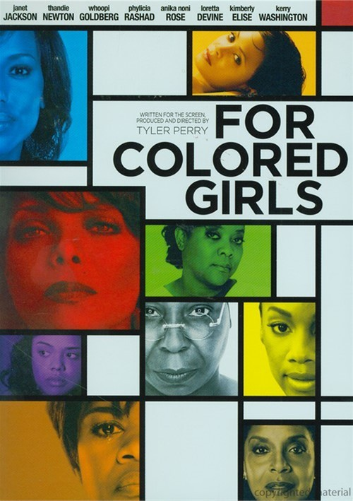 For Colored Girls Movie