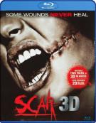 Scar (2D- 3D Combo) Blu-ray